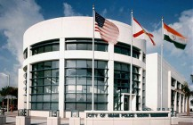 City of Miami South District<br/>Police Substation