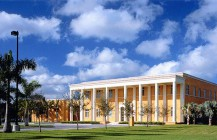 Florida International University<br/>Ronald Reagan Presidential House
