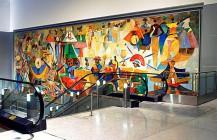 Miami International Airport<br/>Carybé Murals